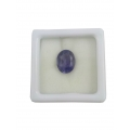Nice Faceted Oval Natural Loulite (Kakanili) Gem Stone-1.98Cts